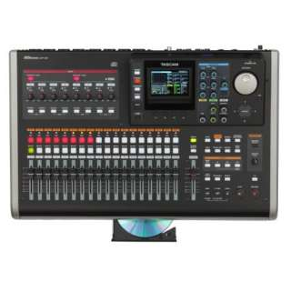TASCAM DP 24 Channel Digital Multitrack Recorder Musical Instruments