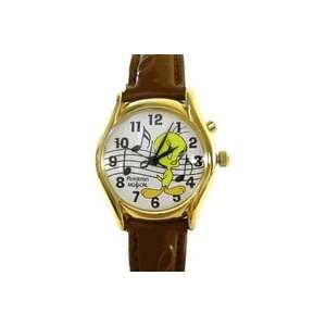 : Looney Tunes Tweety Bird Watch   Tweety Musical Watch: Toys & Games