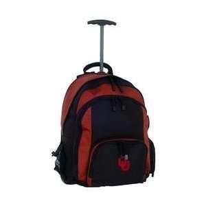 Mercury Luggage Oklahoma Sooners Wheeled Backpack