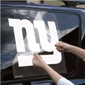 Wincraft New York Giants 18x18 Die Cut Decal  Sports