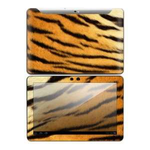 Tiger Skin Design Decorative Skin Cover Decal Sticker for