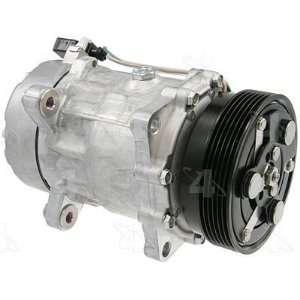Apco Air 74 055N New Compressor And Clutch Automotive