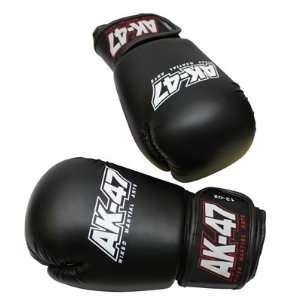 AK 47 Vinyl Boxing Gloves
