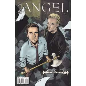 Angel Spotlight: Wesley (Cover A by Mike Norton) June 2006
