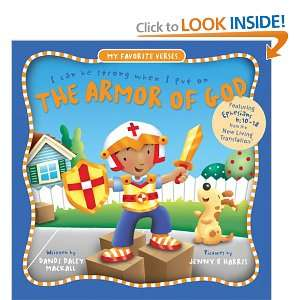 The Armor of God (My Favorite Verses) (9780784718209