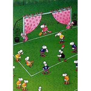 Goal Keepers Wife 750 Piece Heye Puzzle Toys & Games