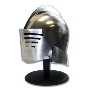 Medieval Knights Movie Steel Helmet Helm King Tale Armor