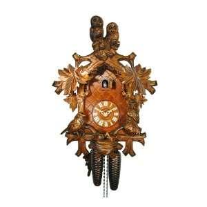 Cuckoo Clock Owl, Bird, Nest