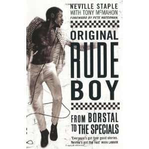 Original Rude Boy: From Borstal to The Specials [Paperback