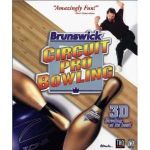 Brunswick Circuit Pro Bowling Video Games