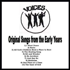 Original Songs from the Early Years: Music