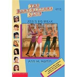 Jessis Big Break (Baby Sitters Club) (9780590059930) Ann