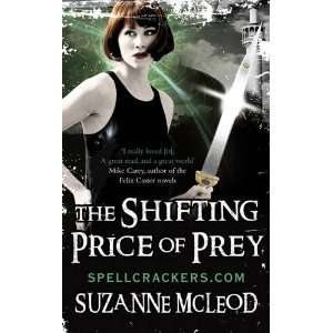 Shifting Price of Prey (Spellcrackers 4