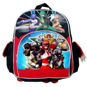 Power Ranger Super Legends Toddler 12 Backpack Clothing