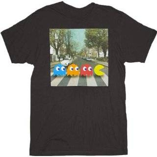 Space Invaders T shirt, Old School Video Game Mens Shirts