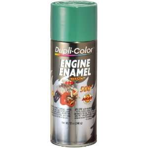 Dupli Color DE1618 Ceramic Detroit Diesel Alpine Green Engine Paint