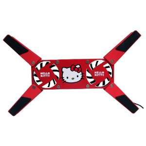 Hello Kitty 81709 Portable Cooling Station   Red Toys & Games