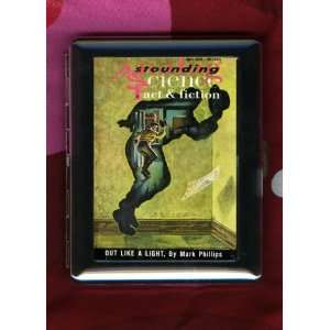 Astounding Science Fiction Fantasy Vintage ID CIGARETTE