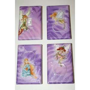 Disney Fairies Tinkerbell Light Switch Plate and Outlet