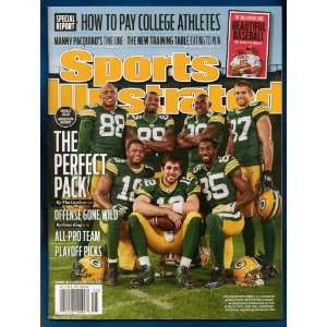 GREEN BAY PACKERS SPORTS ILLUSTRATED THE PERFECT PACK 2011