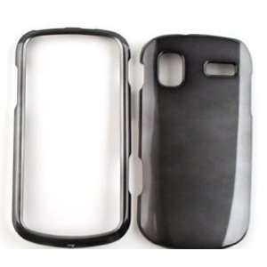 Samsung Focus i917 Honey Metalic Gray Hard Case, Cover