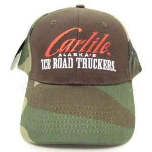 Alaskas Ice Road Truckers Hat Ball Cap Carlile