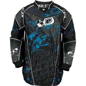 Planet Eclipse EVX Distortion Paintball Jersey   Ice
