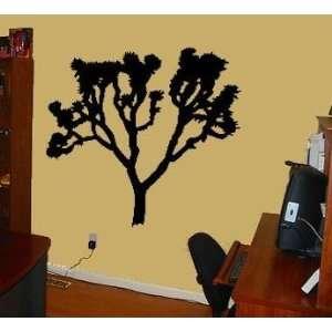 Joshua Tree Yucca Desert Palm Vinyl Wall Decal Decor