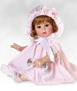 Baby Ashley   13 Collectible Baby Doll in Porcelain |
