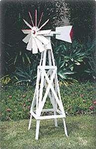 Garden Windmill Plans Free