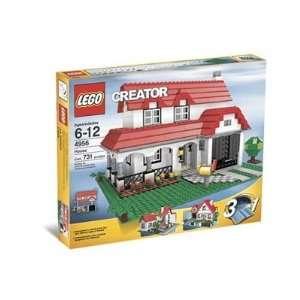 LEGO Creator 4956 House: .co.uk: Toys & Games