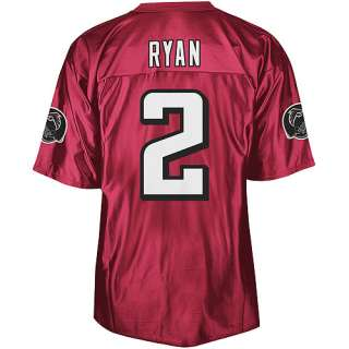 NFL   Mens Atlanta Falcons #2 Matt Ryan Jersey Sports