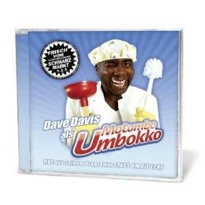 Dave Davis als Motombo Umbokko: Spaß um die Ecke: Dave Davis: