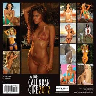 My Little Calendar Girl 2012 Wall Calendar   CALENDARS