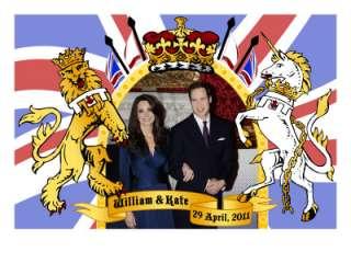and Kate Middleton, The Royal Wedding April 29th, 2011 Premium Poster