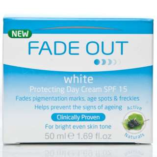 Fade Out Protecting Day Cream Spf15   50ml