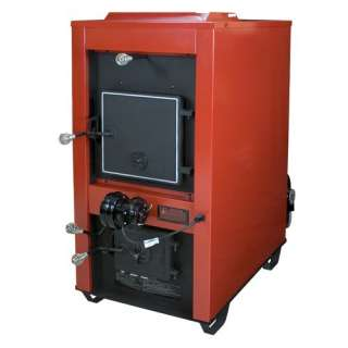 US Stove Company 1602R Wood / Coal Burning 180000 BTU Furnace (3000 sq