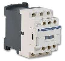 ELECTRIC / TELEMECANIQUE   CAD32BD   RELAY, CONTROL, 3NO/2NC, 24VDC