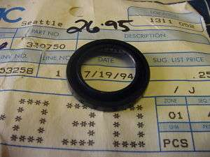 JOHNSON EVINRUDE OMC OUTBOARD SEAL RING 34070 |