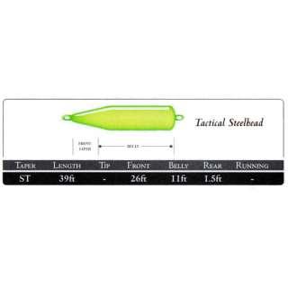 Airflo Tactical Steelhead 9wt 660gr Mint Green Fly Line