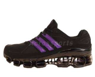 Adidas Ambition PB 3 M Black Purple Bounce Running Shoes U42921