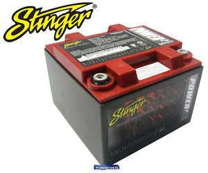 SPP925 STINGER 1850W 12v DRY CELL LEAD ACID CAR BATTERY