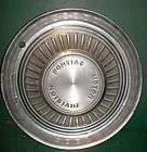 1959 Dodge Classic Antique Wheel Cover Hub Cap 0059