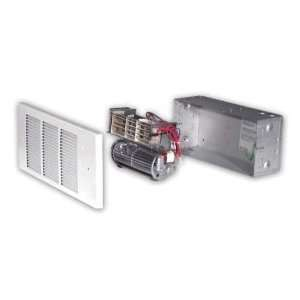 Fan Forced Fast Heating Electric Wall Heater   120v, up to 1500 Watts