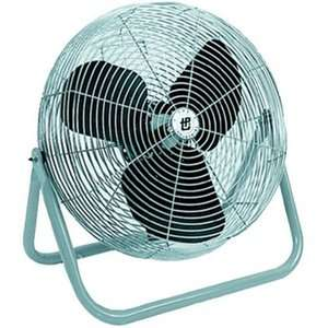 TPI 18 Industrial Floor Fan Heating, Cooling, & Air