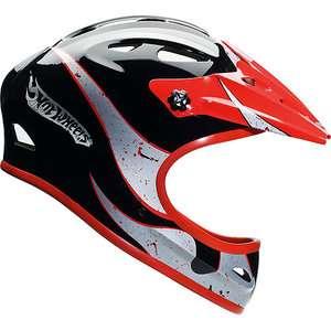 Hot Wheels Rally Full Face Childs Helmet