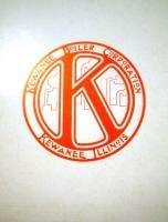 KEWANEE BOILER Corp American Radiator Standard Sanitary Catalog