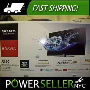 Sony BRAVIA XBR 55HX929 55 Inch 1080p 3D LED HDTV