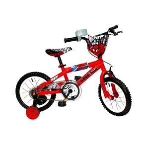 14 Spider Man BMX Bicycle with Sound Rever Bikes