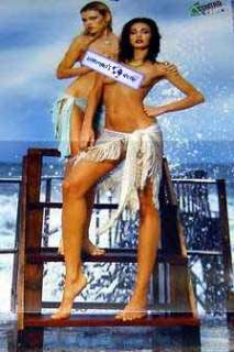 Calendar Sexy Jennipher RODRIGUEZ & Vera ATYUSHKINA 200